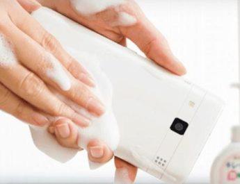 Rafre, un Smartphone que se puede lavar