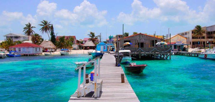 4 lugares recomendados para hacer turismo en Belice