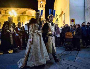 Las encantadoras fiestas del Medioevo de Villena