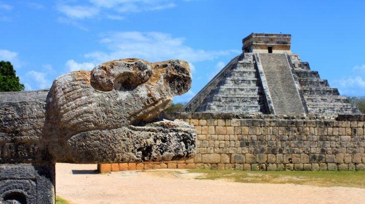 Chich N Itz Las Ruinas De La Civilizaci N Maya