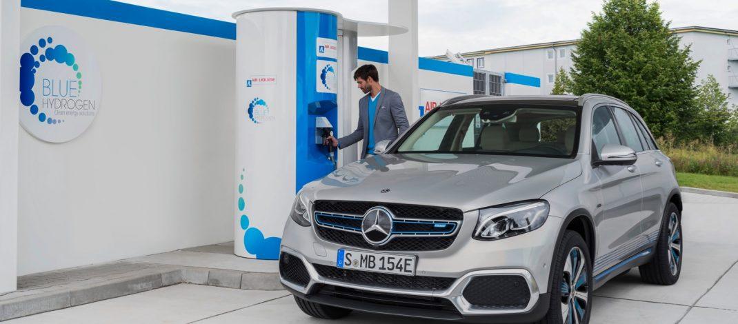 Japón le apuesta a los coches de hidrógeno