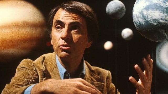 Carl Sagan, el divulgador de la ciencia
