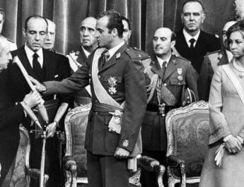 La democracia española y sus primeros presidentes