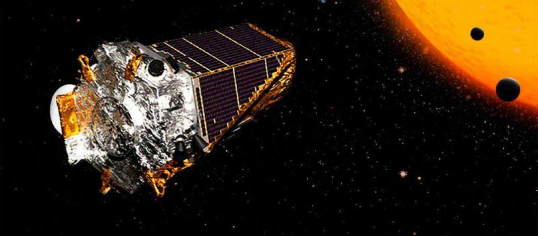 La vida del telescopio espacial Kepler llegó a su fin