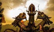 """La curiosa mitología que domino los dragones """"Solomonari"""""""