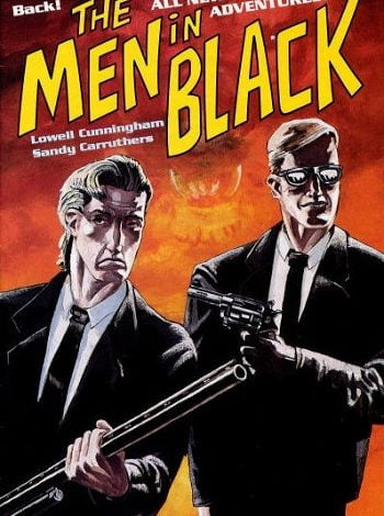 ¿Sabías cuál es la verdadera historia de los Hombres de Negro?