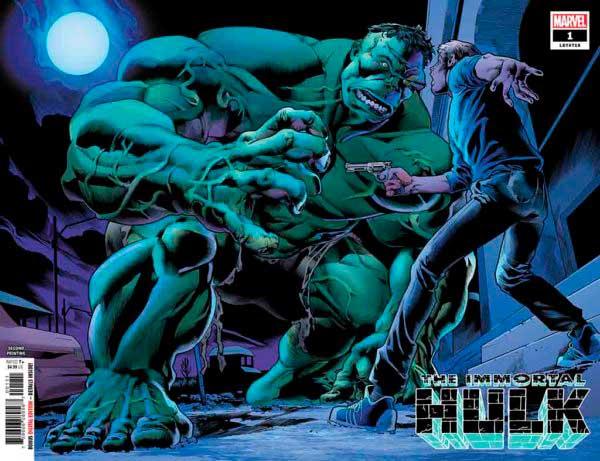 Inmortal Hulk: el cómic terrorífico que reinventa a Hulk