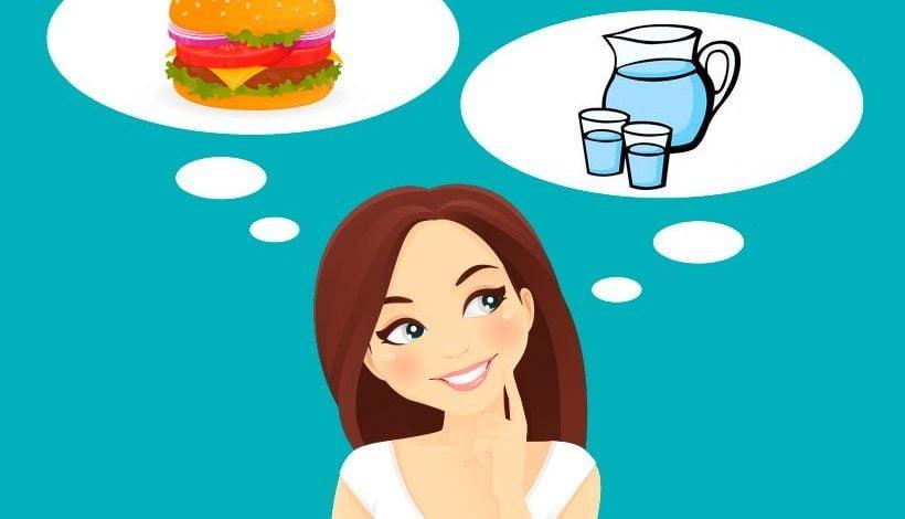 El hambre y la sed: lo que no sabías